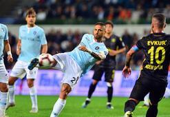 Medipol Başakşehir - Evkur Yeni Malatyaspor: 1-1