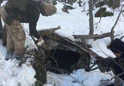 Jandarmadan PKKya ağır darbe Hepsi imha edildi