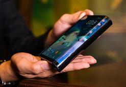 Samsungun katlanabilir telefonu böyle görünecek