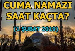 Cuma namazı saat kaçta İstanbul cuma namazı saati