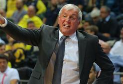 Zeljko Obradovic: Salonun ligde de dolması gerekiyor