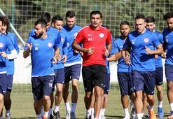 Antalyasporda Akhisar mesaisi sürüyor