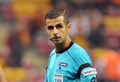 Mete Kalkavana UEFAdan görev