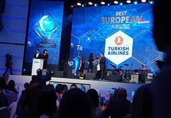 THY Avrupanın en iyisi seçildi