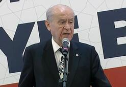 Bahçeli: Cumhurbaşkanı Erdoğanın ateşkes çağrısı önemlidir