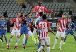 Çaykur Rizespor - Balıkesirspor Baltok: 0-2