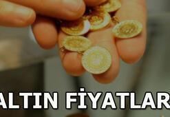 24 ayar külçe altının gramı 226 liradan işlem görüyor Çeyrek altın ise...