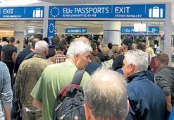 AB'den Türkiye'ye Schengen golü