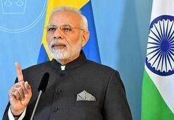 Hindistan Başbakanı Modiden Babri Camisi açıklaması