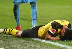 Lider Dortmund, Augsburg deplasmanında kayıp
