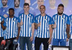 BB Erzurumspor 6 futbolcuyla sözleşme imzaladı