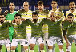 Fenerbahçe kadro denemesinde Avrupada zirvede