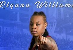 Hatay Büyükşehir Belediyespor, Riquna Williamsı transfer etti