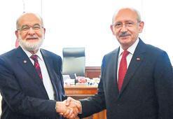 CHP ve SP liderleri bugün görüşecek