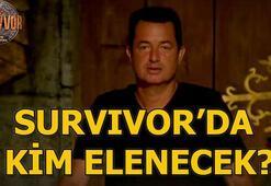 Survivorda elenen isim kim olacak Survivorda eleme adayları kimler