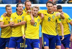 İsveçin Türkiye maçı aday kadrosu açıklandı