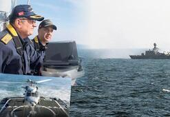 Gemilere saldıran drone'lar avlandı