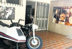 Escobar müzesi kapatıldı
