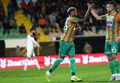Aytemiz Alanyaspor - Kahramanmaraşspor: 7-2
