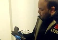Şahinler, Saralların ofisini gizli kamerayla takip etmiş