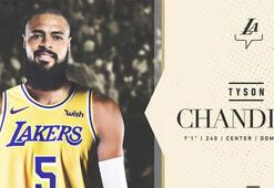 Tyson Chandler, Lakersta