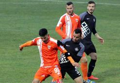 Osmanlıspor-Adanaspor : 3-1