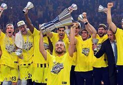 Fenerbahçe, THY Avrupa Liginin en başarılı Türk takımı