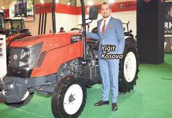Erkunt Traktör Egeli çiftçilerle buluştu