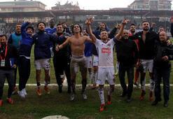 Hatayspor-Balıkesirspor Baltok: 3-0