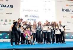 Cihat Kora Lisesi  Türkiye finallerinde
