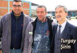 Şirin'den belediye personeline müjde