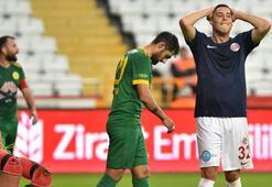 Antalyaspor - Darıca Gençlerbirliği: 2-2