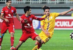 Altınordu - Afjet Afyonspor: 1-1