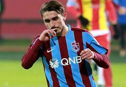 Trabzonspora Abdülkadir Ömürden iyi haber