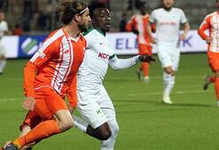 Adanaspor-Giresunspor: 1-1