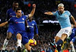 Manchester City, Chelseayi bozguna uğrattı