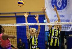 Aydın Büyükşehir Belediyespor - Fenerbahçe Opet: 2-3
