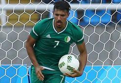 Bounedjah, Slimani yüzünden transferden vazgeçti