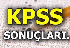 KPSS ortaöğretim sınav sonuçları o tarihte açıklanacak 2018 KPSS sonuçları