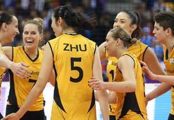 VakıfBank, Dünya Şampiyonasına zaferle başladı