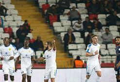 Antalyaspor-Ankaragücü: 2-4