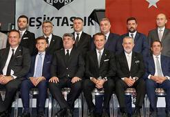 Beşiktaş Kulübü Yönetim Kurulunda görev dağılımı