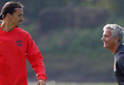 Mourinhodan Zlatan harekatı
