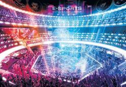E-spor'a dev stadyum