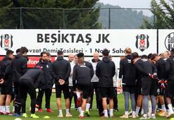 Beşiktaşın Genk kadrosu açıklandı Gökhan şoku...
