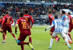 BB Erzurumspor - Kayserispor: 1-1