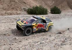 Dakarda 5. etebı Loeb kazandı