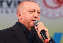 Artvinde tarihi gün Cumhurbaşkanı Erdoğan açıkladı: 700 bin araç, 7 milyon insan...