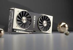Nvidia, en güçlü üyesi RTX Titan ekran kartını duyurdu