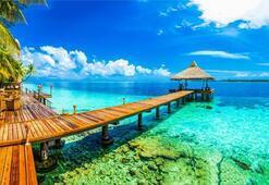 Hint Okyanusunun yıldızı Maldivler